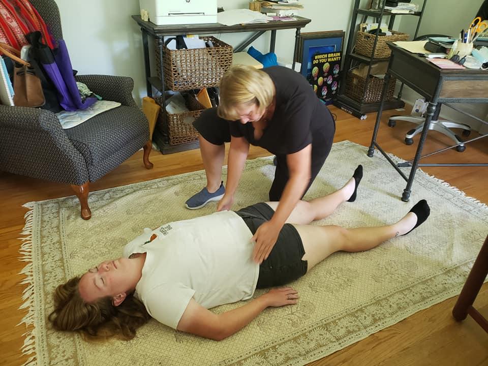 Jeri hands on training